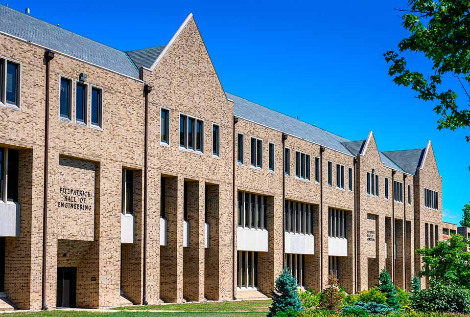 Fitzpatrick Hall of Engineering