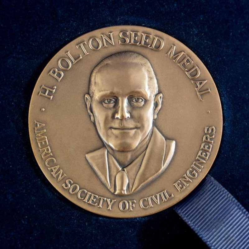 H. Bolton Seed Medal