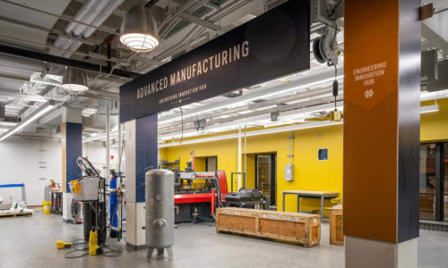 Engineering Innovation Hub opens at Notre Dame