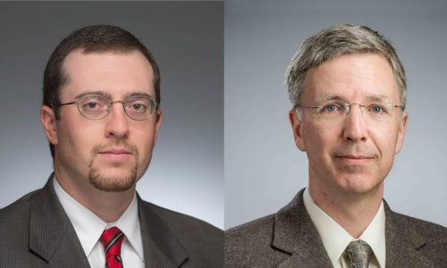 Two AME faculty members named AIAA Associate Fellows
